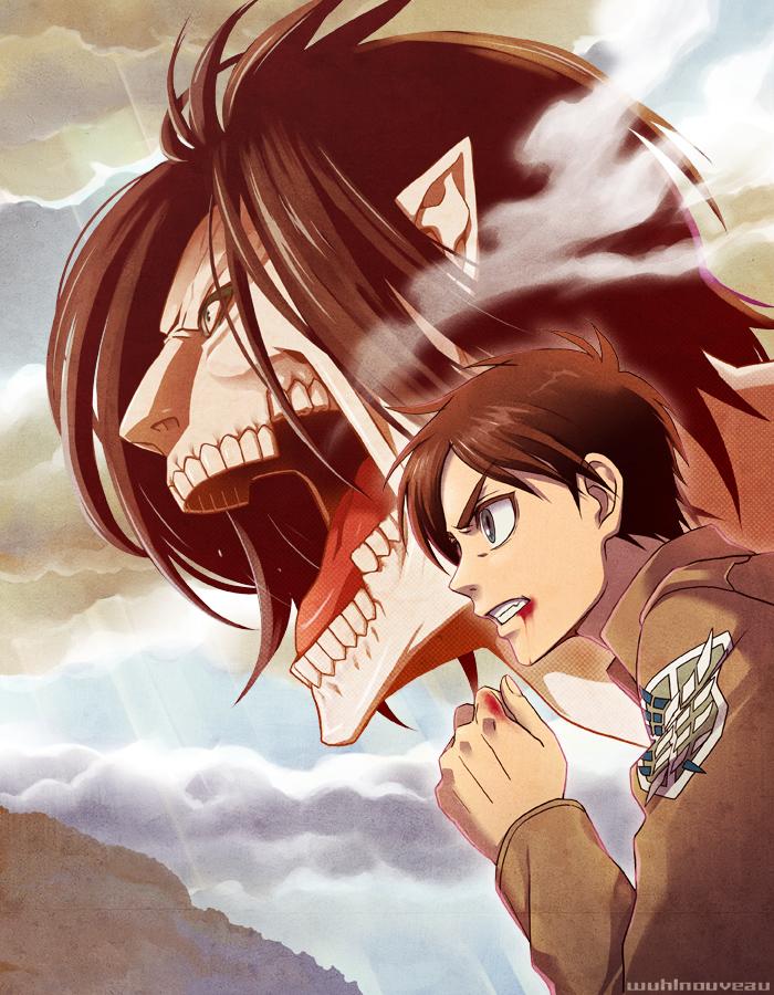 Rogue Titan Fanart Page 3 Zerochan Anime Image Board