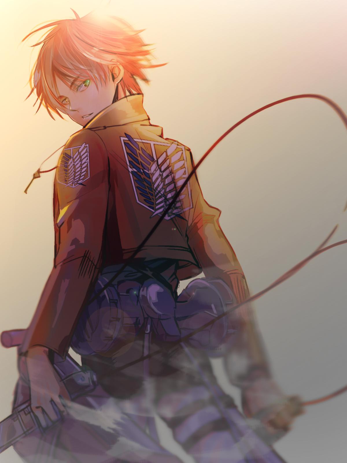 Eren Jaeger Eren Yeager Wallpaper Page 4 Zerochan Anime Image Board