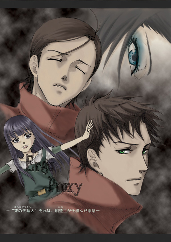 Tags Anime Isago Artist Ergo Proxy Vincent Law Pino
