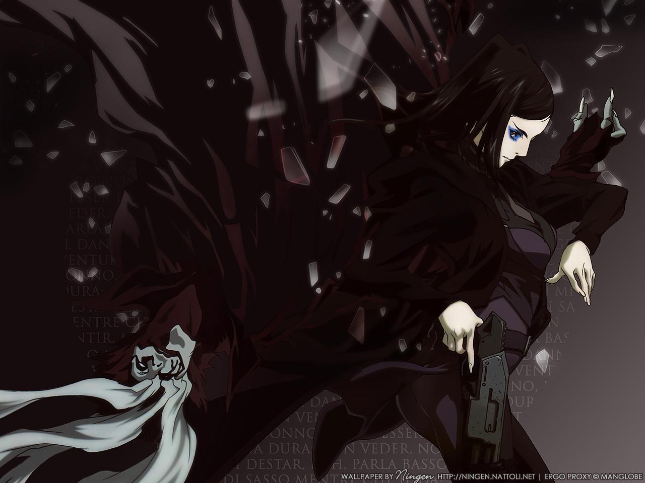 Ergo Proxy Wallpaper #532516 - Zerochan Anime Image Board