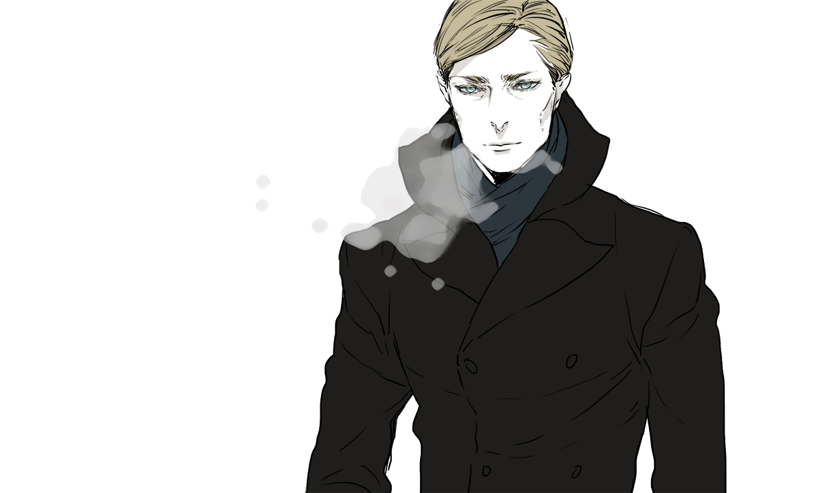Erwin Smith - Attack on Titan - Image #1612132 - Zerochan Anime Image Board