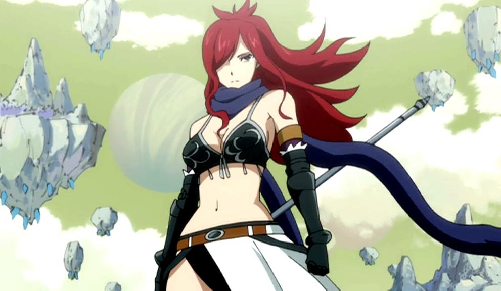 Erza Knightwalker - FAIRY TAIL - Zerochan Anime Image Board