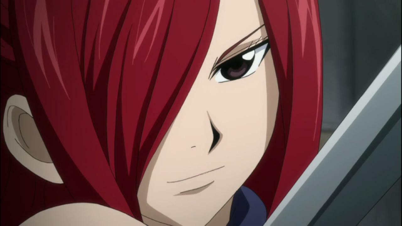Erza knightwalker screenshot zerochan anime image board - Image fairy tail erza ...