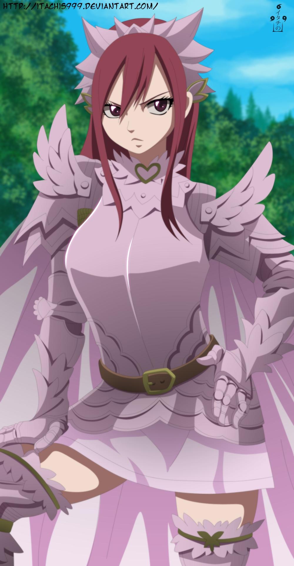 erza scarlet fanart page 6 zerochan anime image board