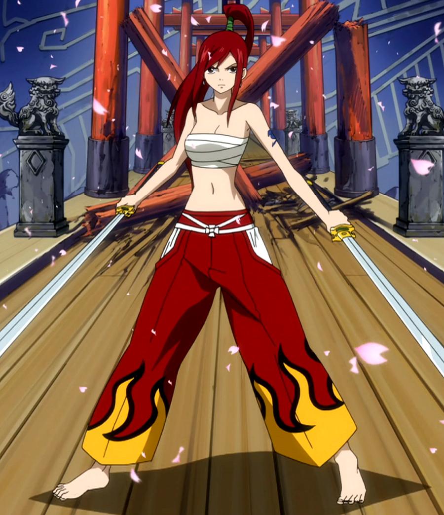 Erza scarlet fairy tail image 367193 zerochan anime - Image fairy tail erza ...