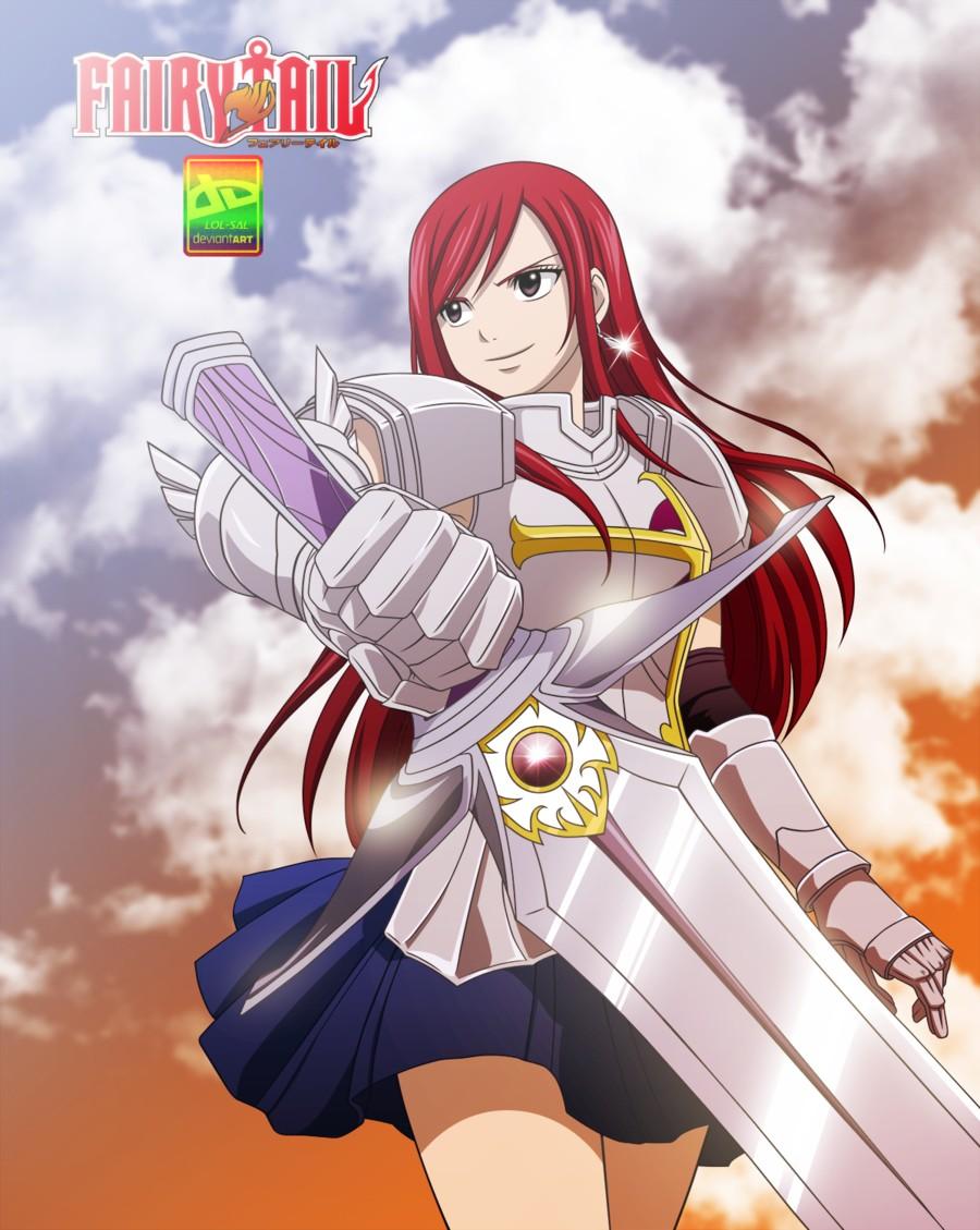 Erza scarlet fairy tail image 894240 zerochan anime - Image fairy tail erza ...