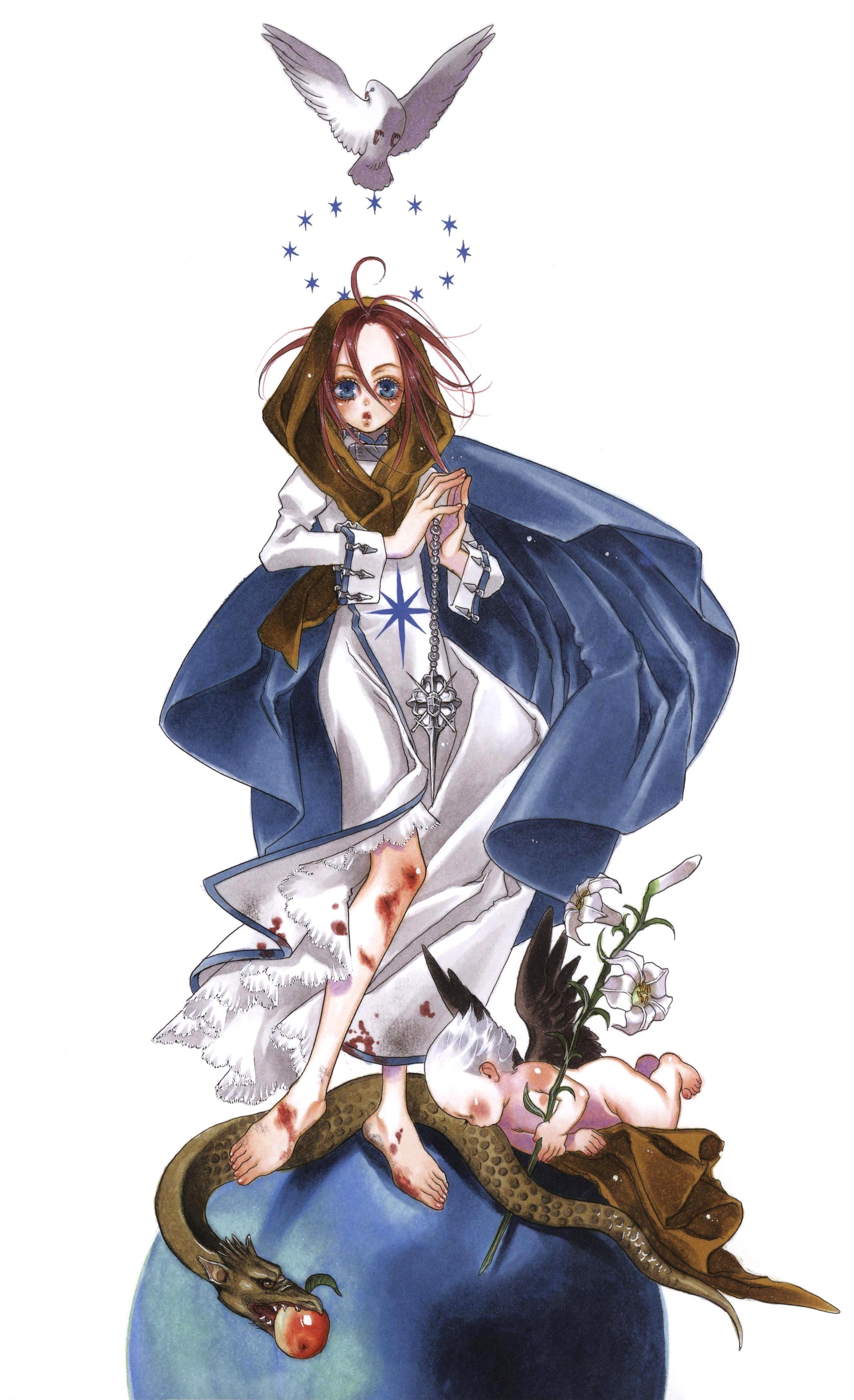 esther blanchett - trinity blood - image  1645865