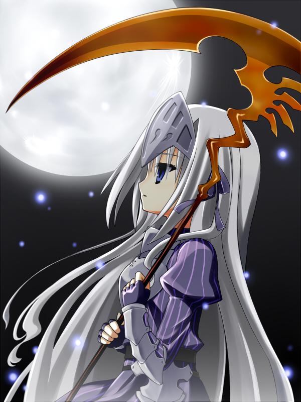 Tags: Anime, Kore wa Zombie Desuka, Eucliwood Hellscythe