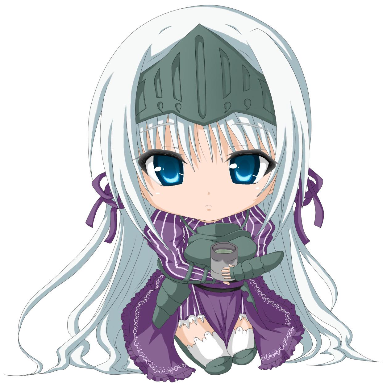Anime Zombie Characters : Eucliwood hellscythe  zerochan