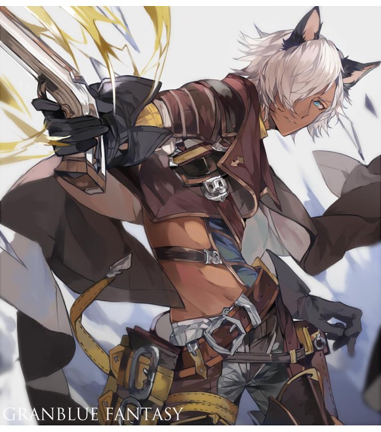 Granblue fantasy zerochan anime image board - Granblue fantasy yuel wallpaper ...
