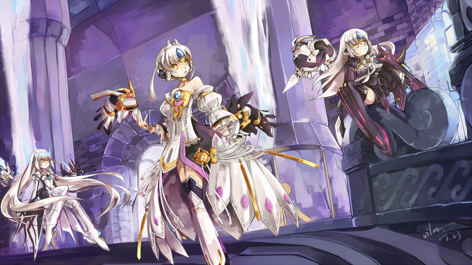 Elsword Eve Code Architecture and Code Empress Guide ...