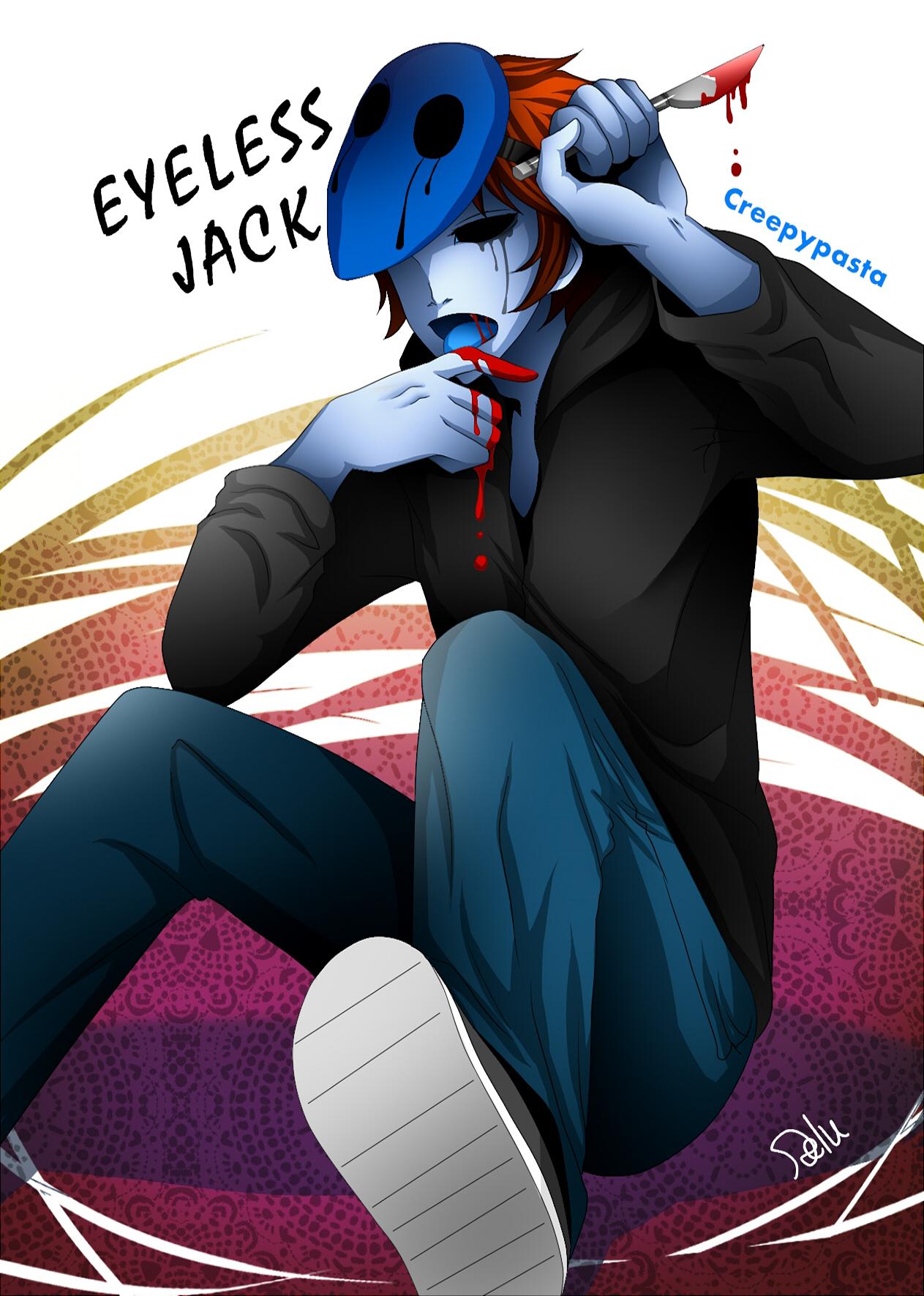 186 best images about Eyeless Jack on Pinterest | Chibi ...  |Eyeless Jack