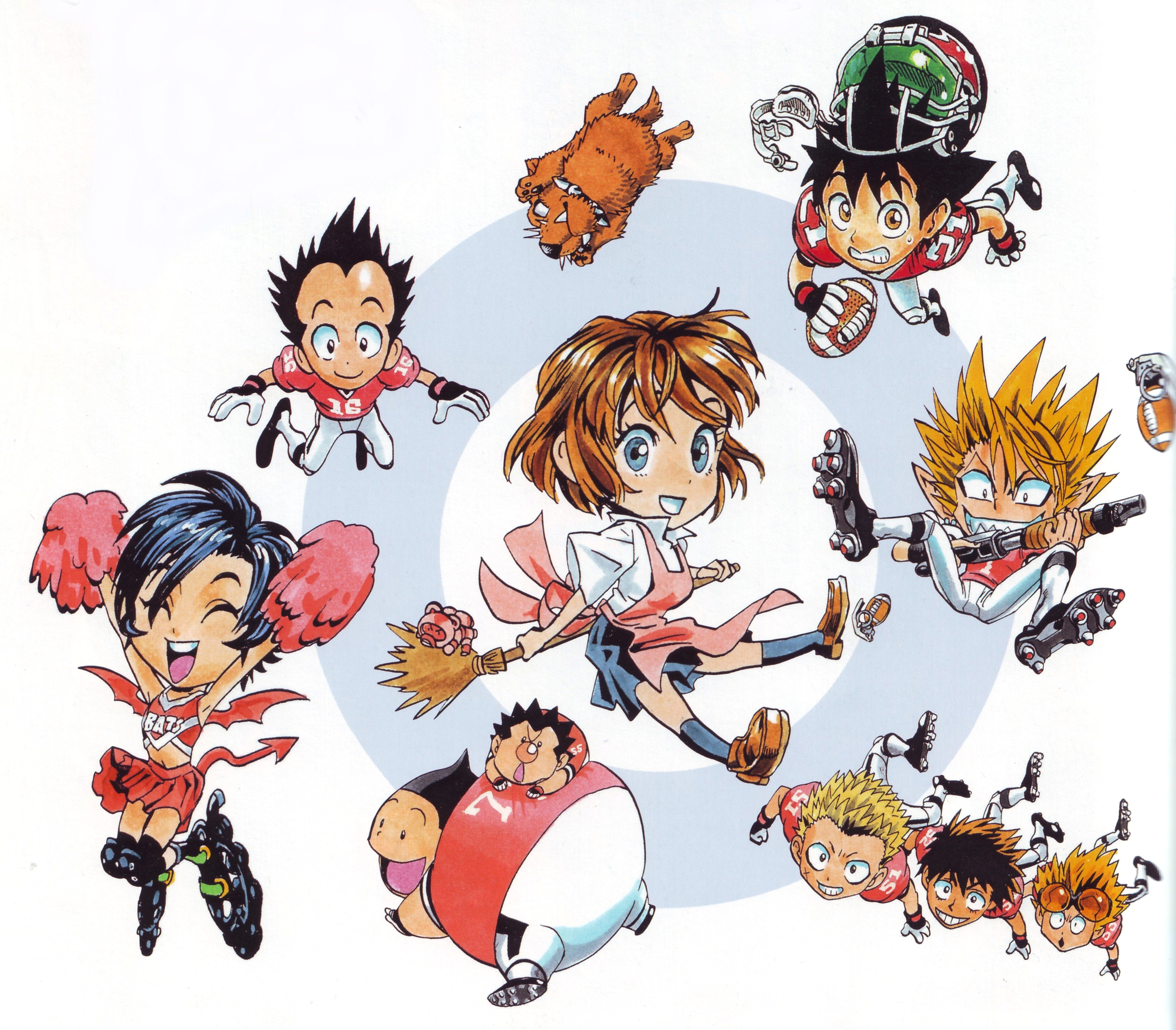 Eyesheild 21 Eyeshield: Eyeshield 21/#374710