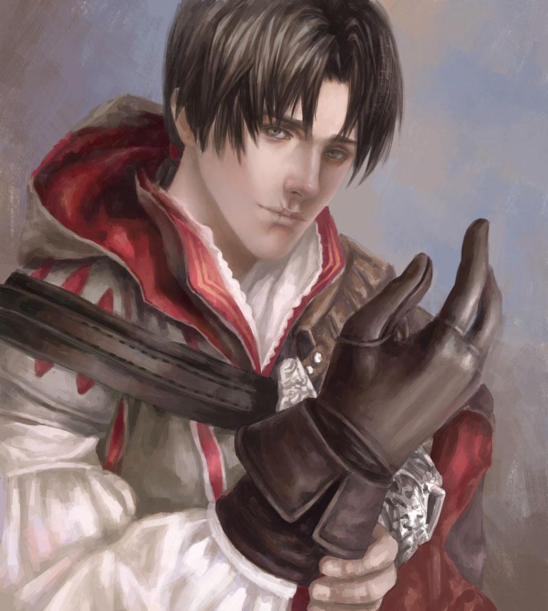 Ezio Auditore Da Firenze Fanart Page 3 Zerochan Anime