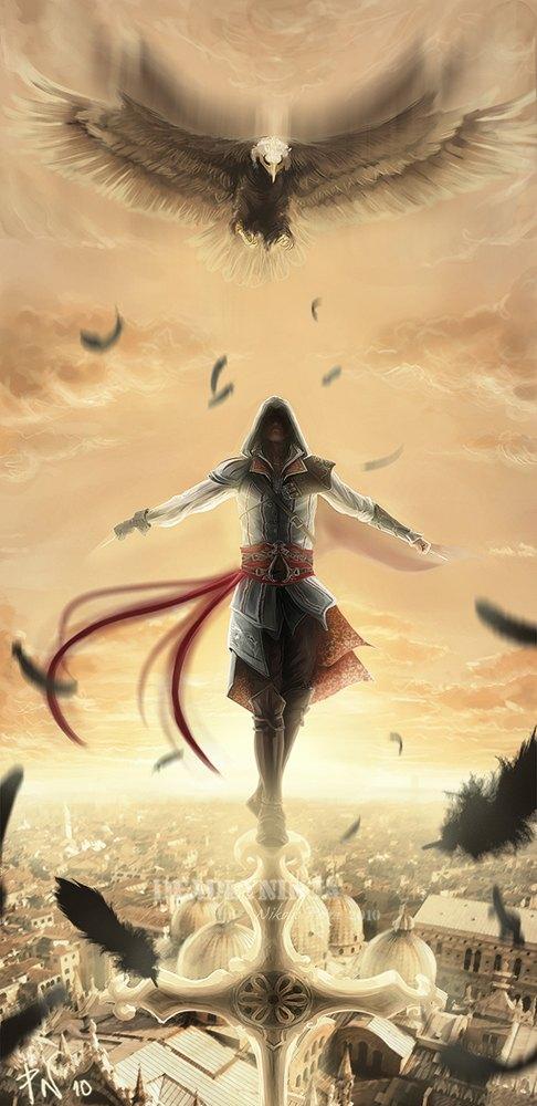 Ezio Auditore Da Firenze 305411 Zerochan