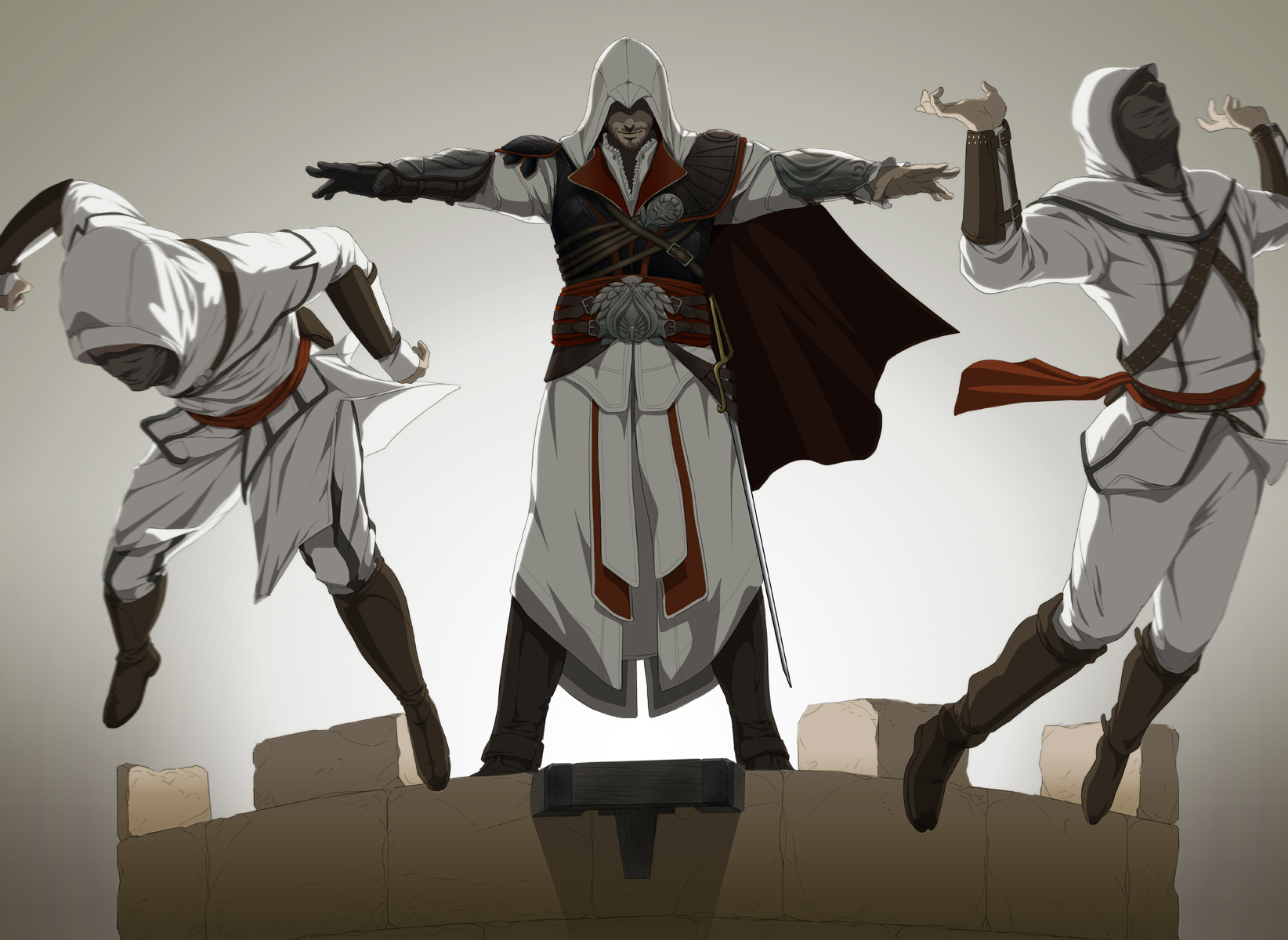 Ezio Auditore Da Firenze Assassin S Creed Ii Image