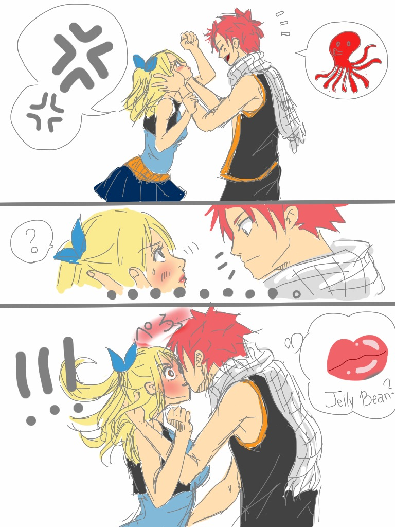 Natsu and lucy sex