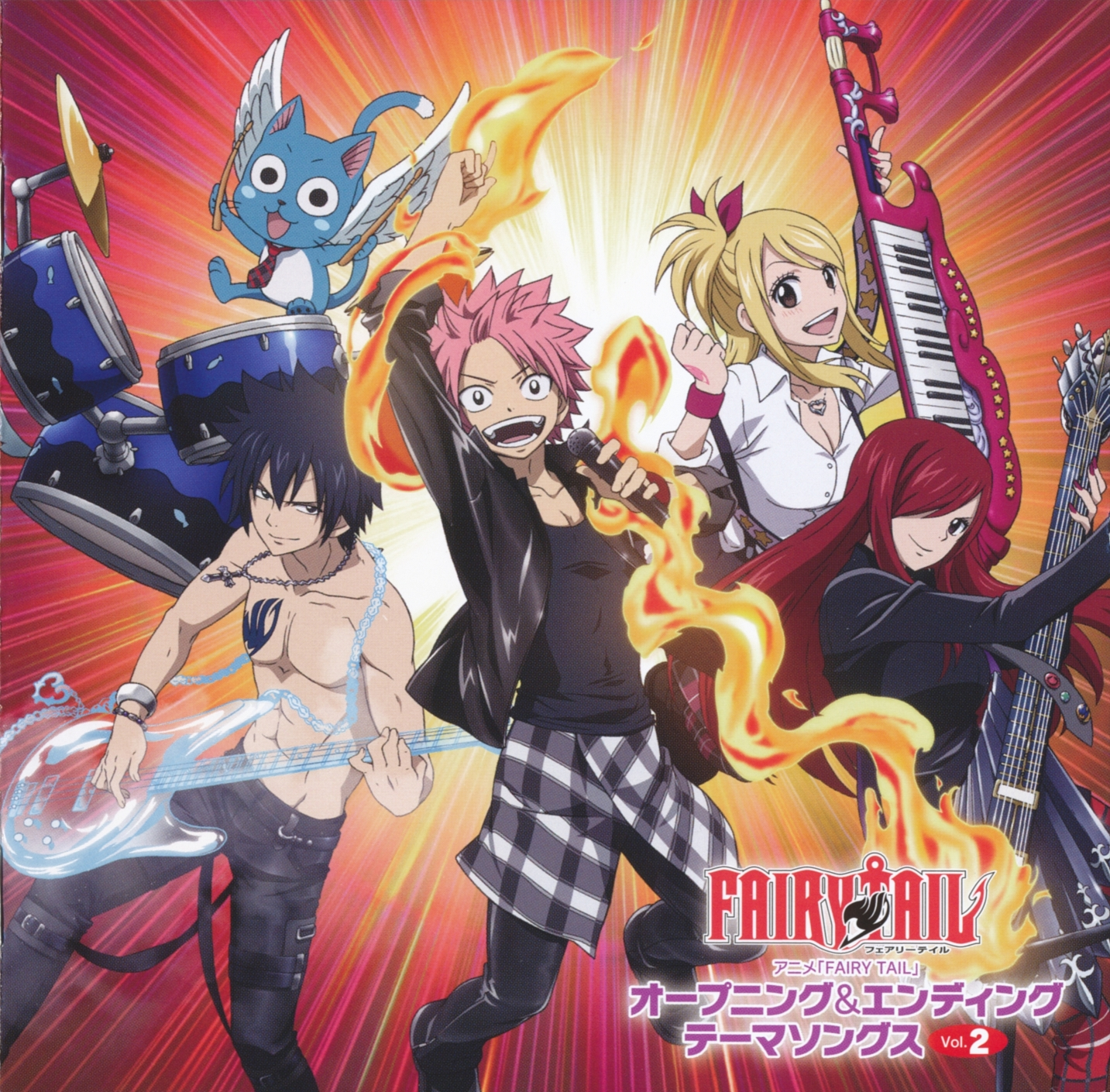 Download soundtrack fairy tail full