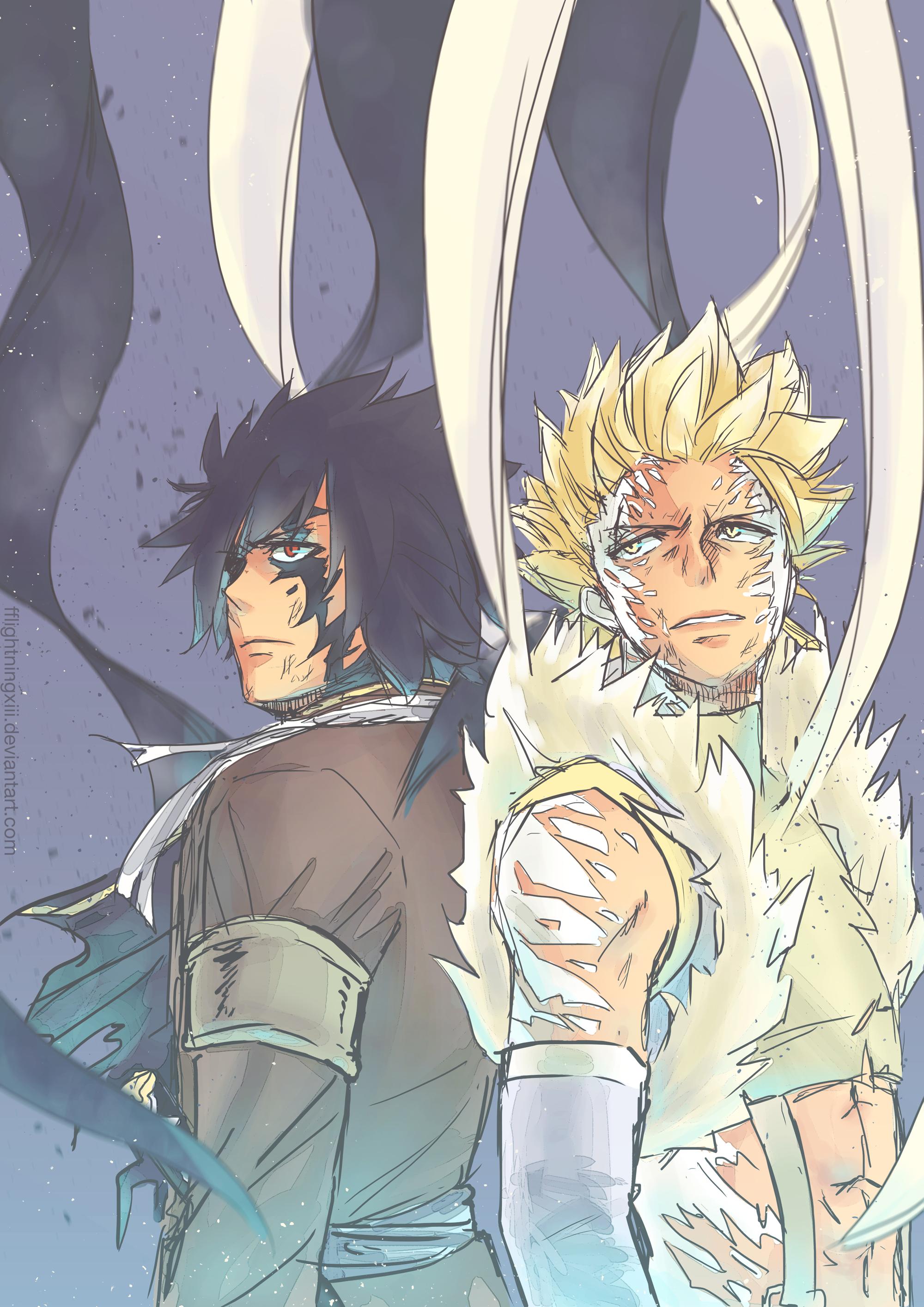 Dragon Slayers Fairy Tail Zerochan Anime Image Board