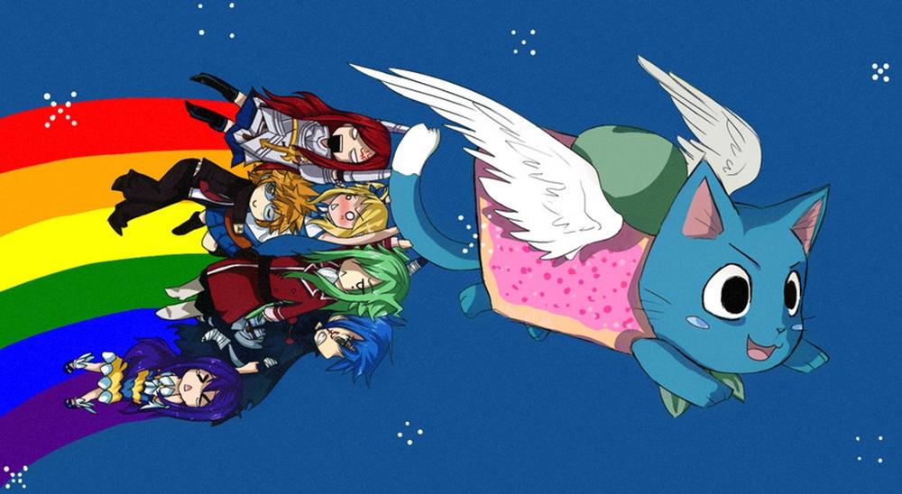 Nyan Cat Zerochan Anime Image Board