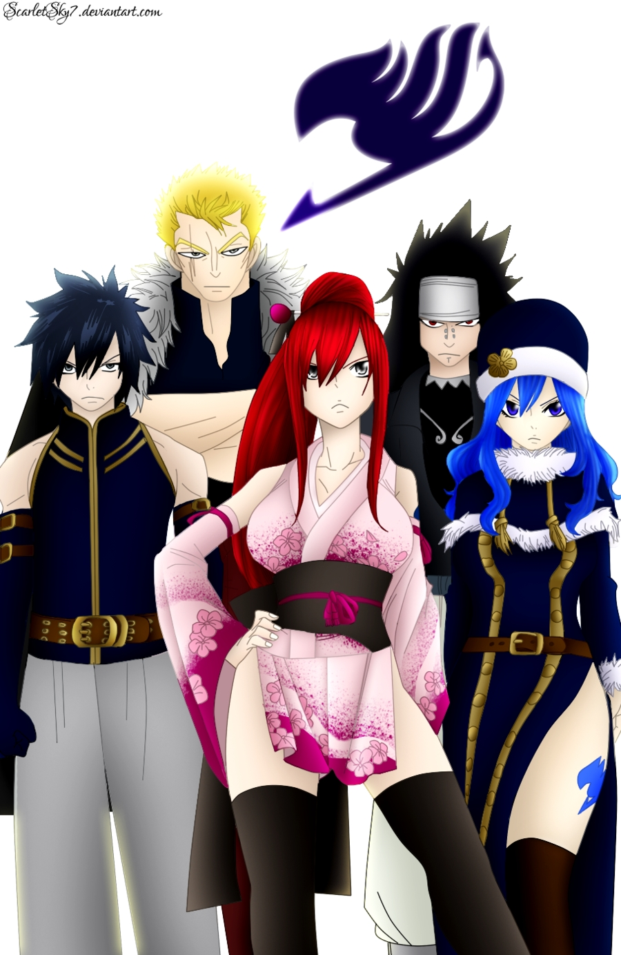 FAIRY TAIL - Mashima Hiro - Mobile Wallpaper #1301269 ...