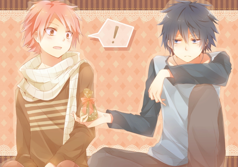 Fairy Tail Natsu And Gray Cute View Fullsize FAIRY TAIL Image