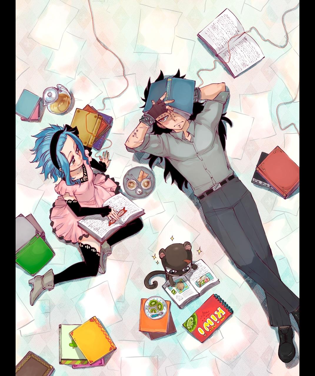 FAIRY TAIL Image #1537759 - Zerochan Anime Image Board