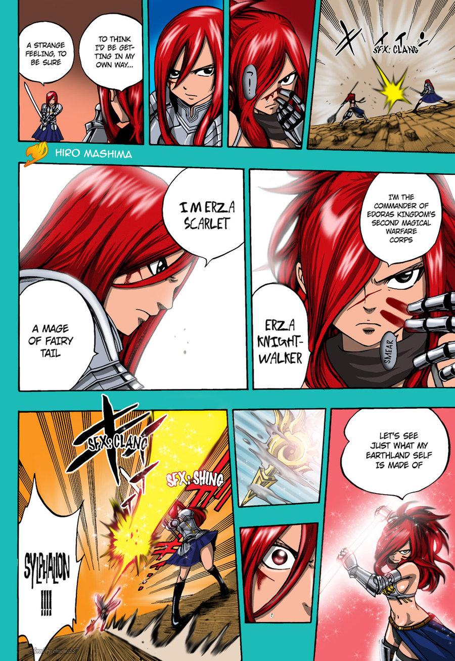 erza knightwalker fairy tail zerochan anime image board