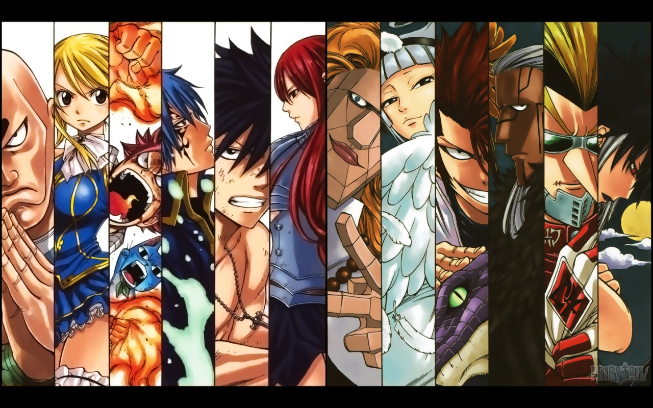 FAIRY TAIL ...