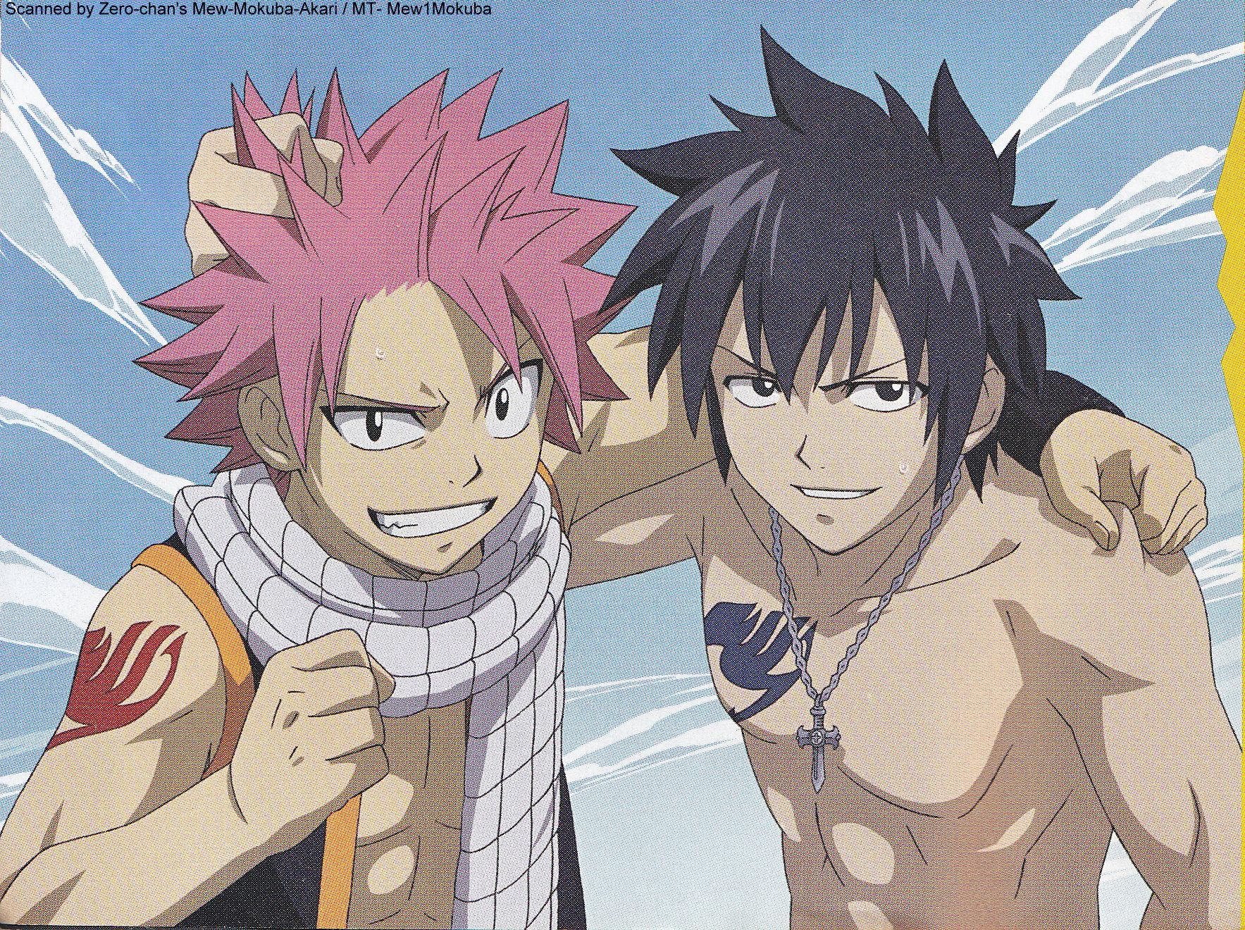 FAIRY TAIL Image #908835 - Zerochan Anime Image Board  Gray Fullbuster And Natsu Dragneel