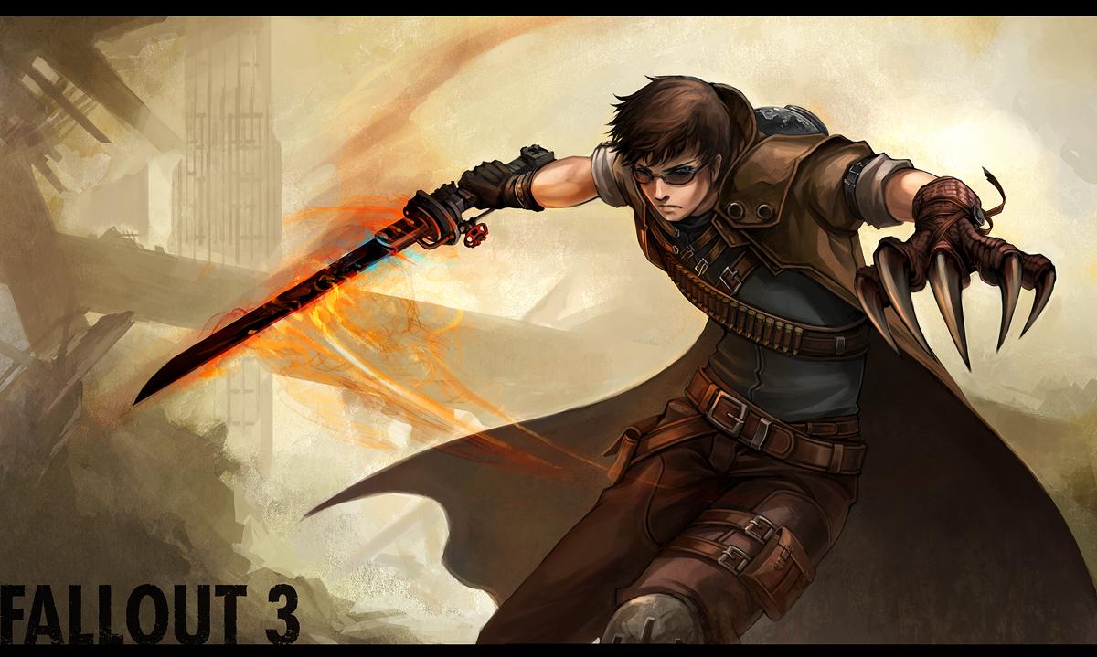 Fallout 3 Anime Characters : Fallout zerochan anime image board