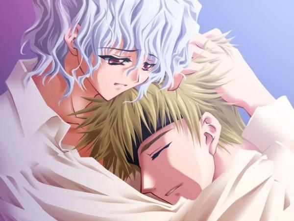 Tags: Anime, Gin no Eclipse, Fanatica, Arshile, Mimizuku Auru, Calme ...
