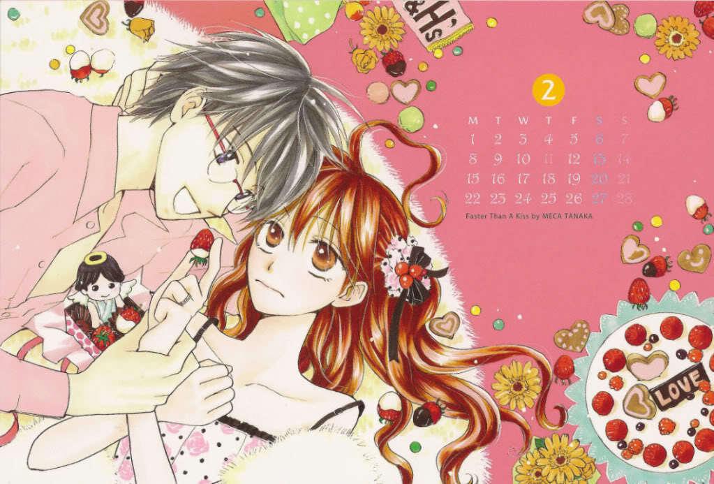 Faster Than A Kiss - Tanaka Meca - Zerochan Anime Image Board