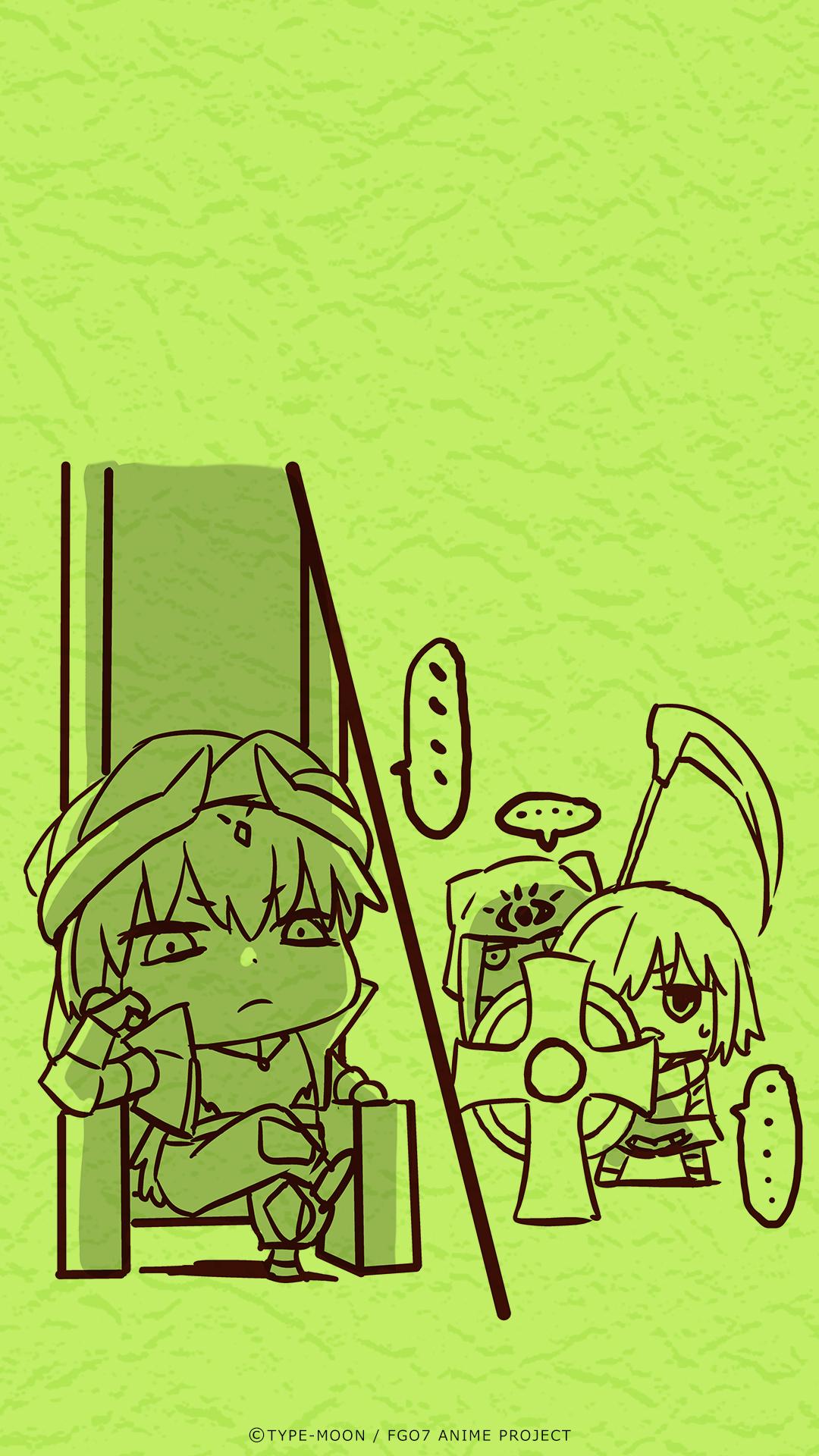 Fate Grand Order Zettai Majuu Sensen Babylonia Mobile Wallpaper Zerochan Anime Image Board