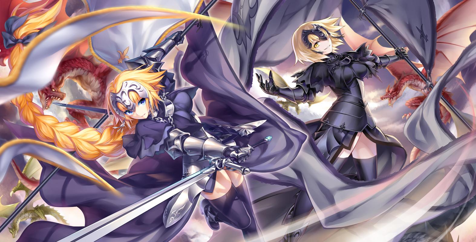Fate/Grand Order, Facebook Cover - Zerochan Anime Image Board