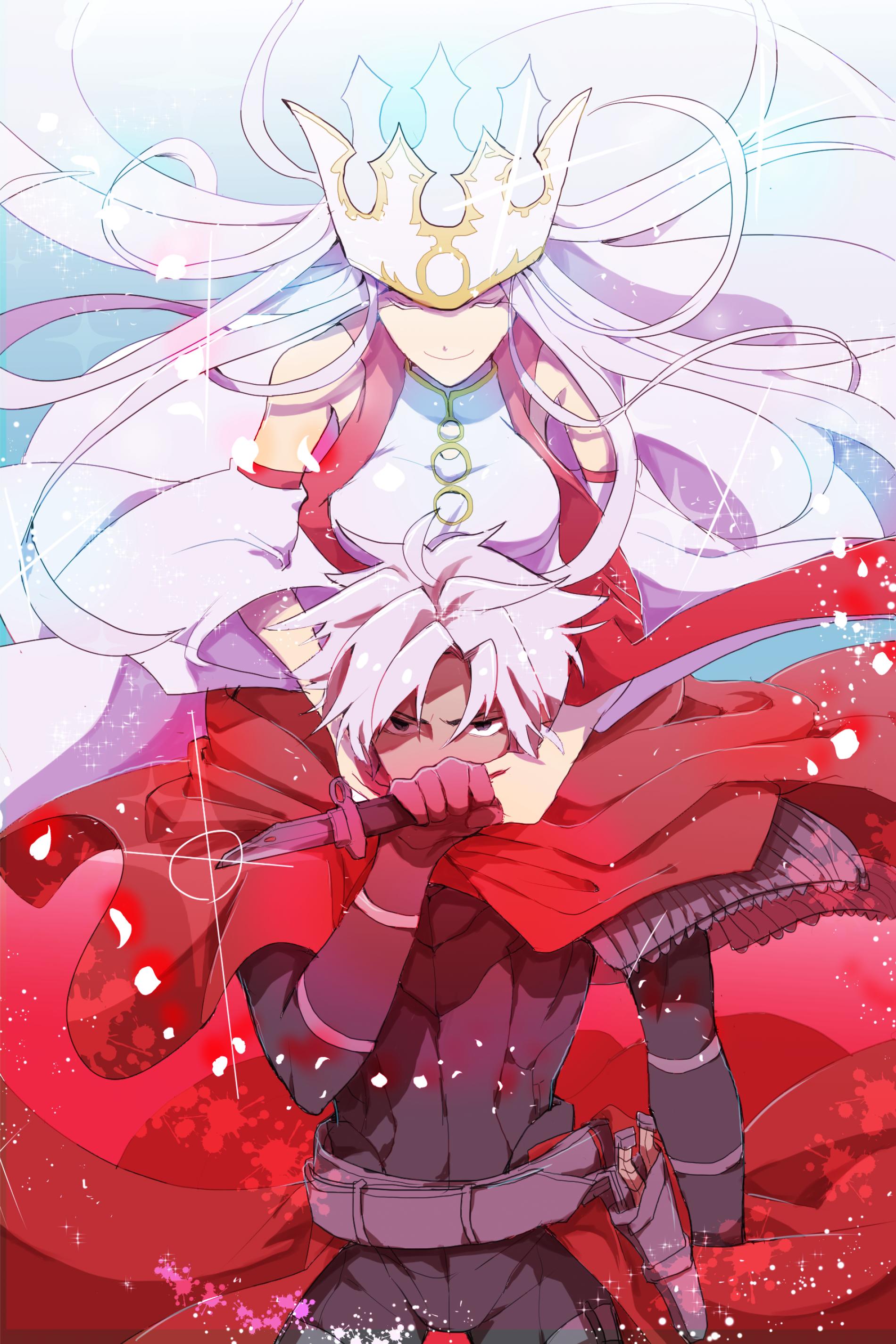 Fate Grand Order Mobile Wallpaper Page 3 Zerochan Anime Image