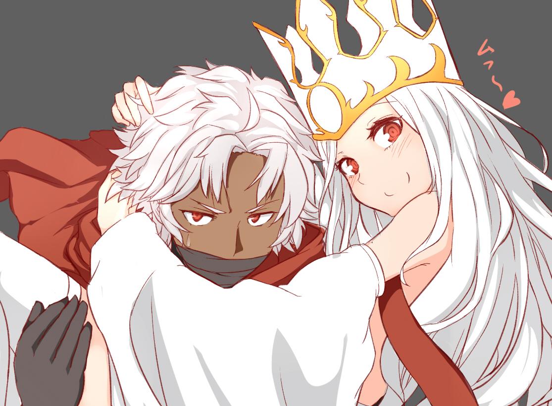 Caster Irisviel Von Einzbern Zerochan Anime Image Board