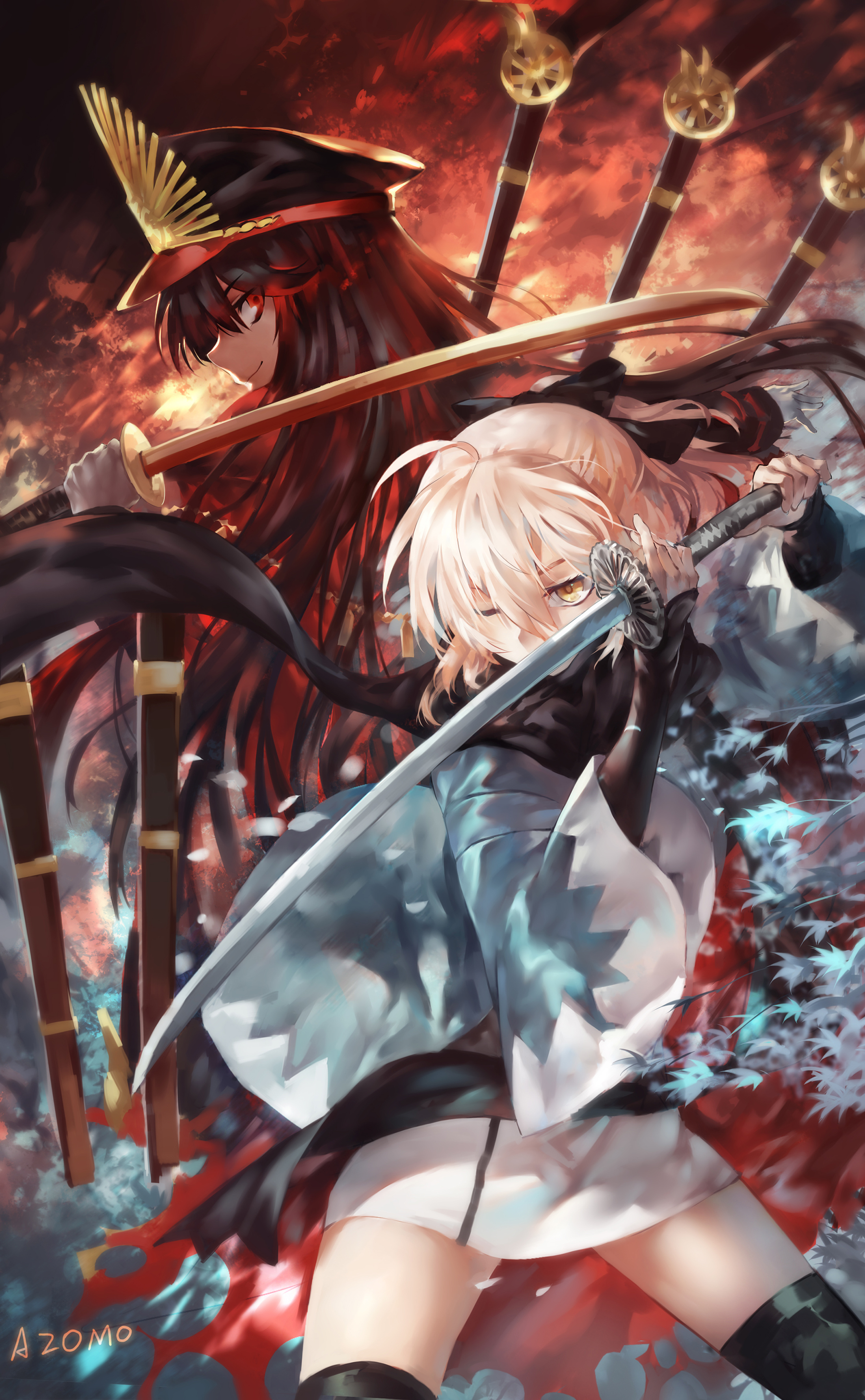 Fate Grand Order Mobile Wallpaper 2079894 Zerochan Anime Image