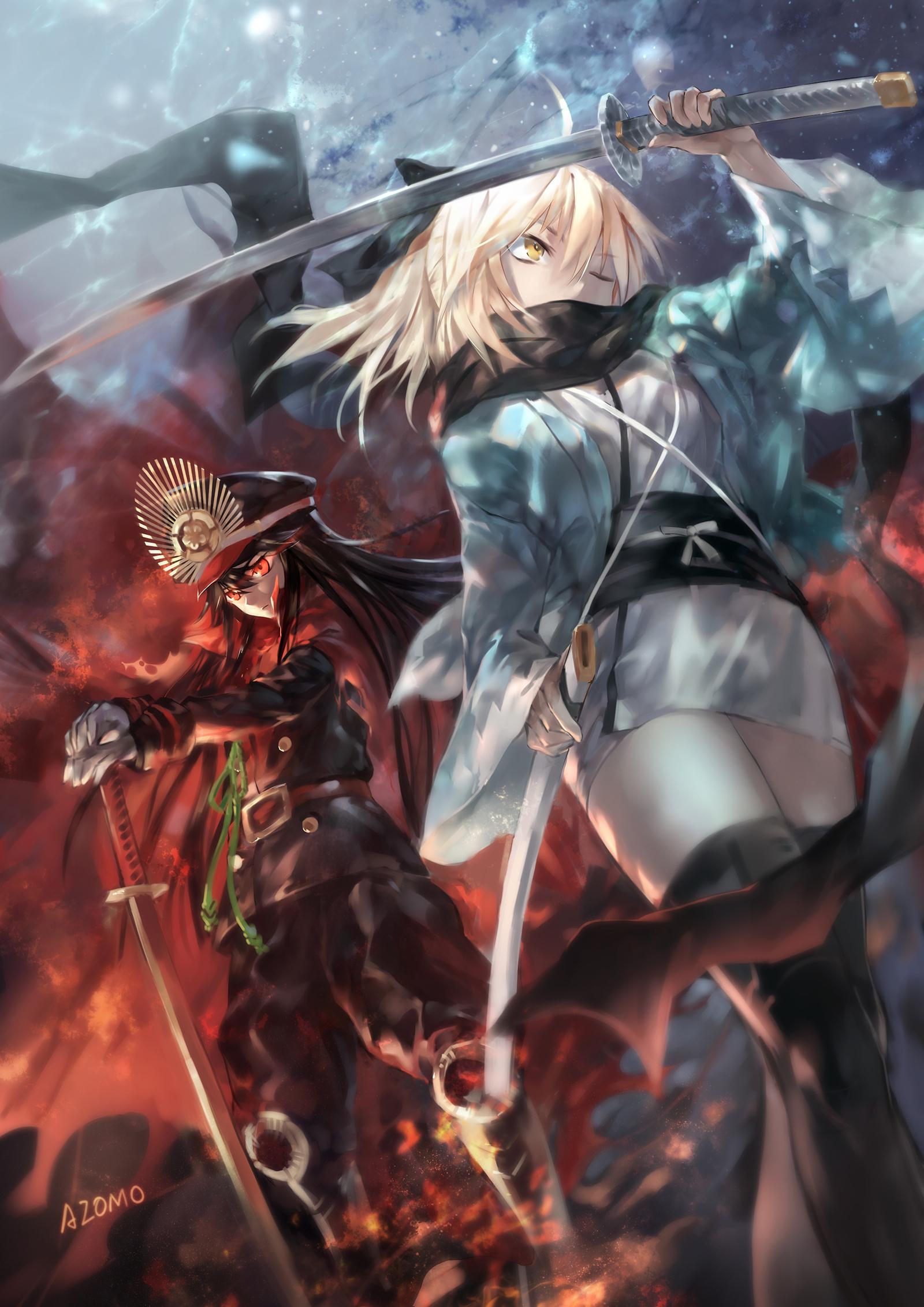 Fate Grand Order Mobile Wallpaper 2091701 Zerochan Anime Image
