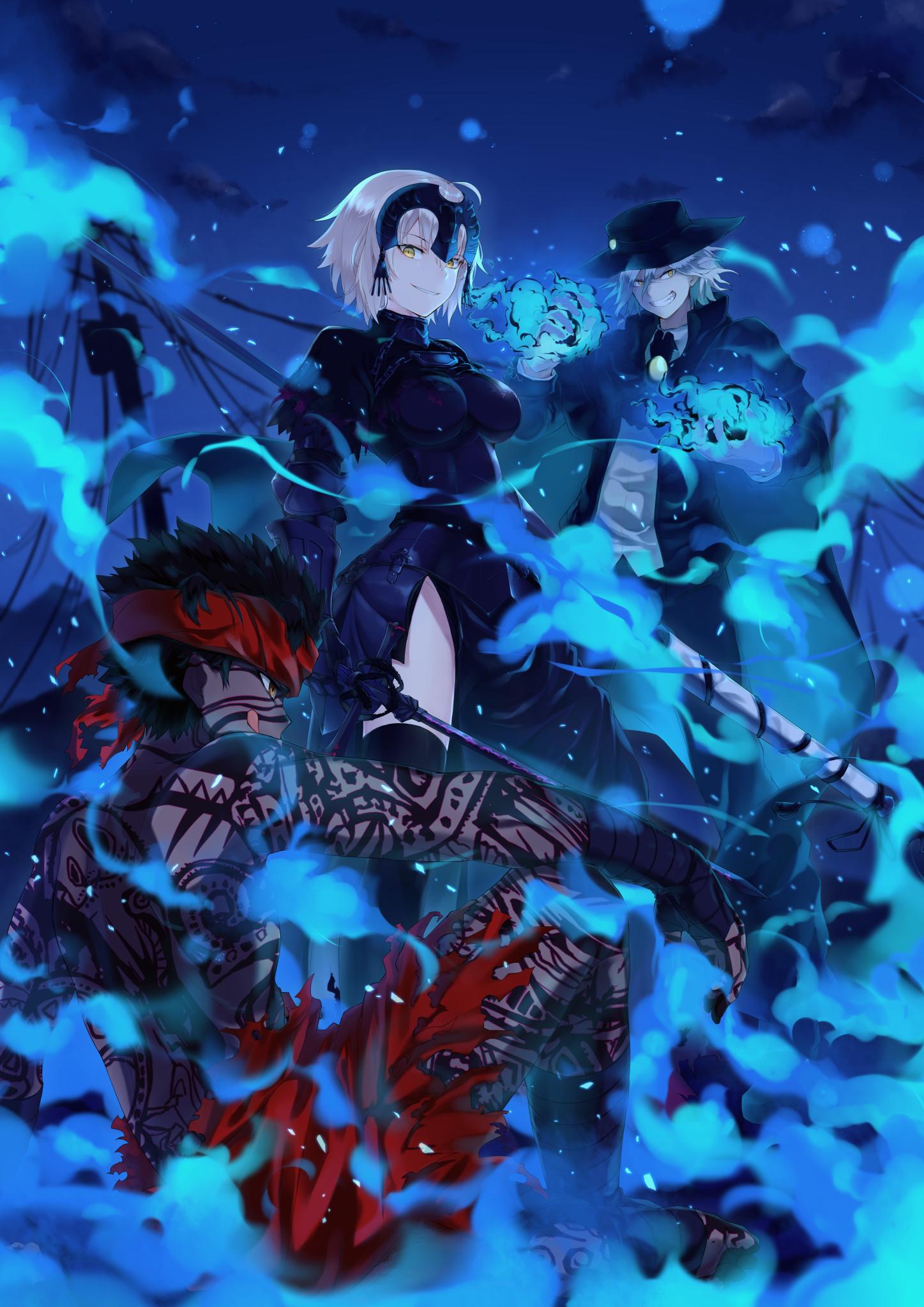 Joan Alter Mobile Wallpaper Zerochan Anime Image Board