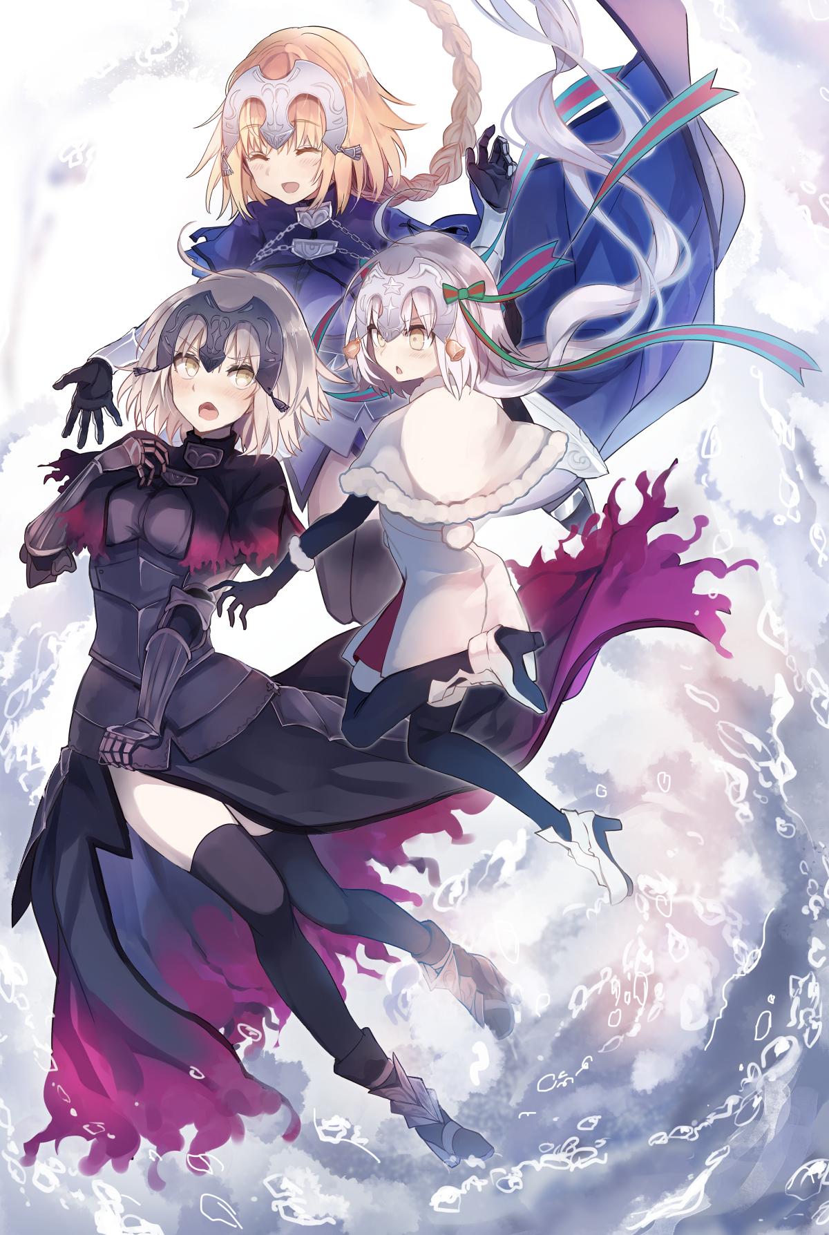 Fate Grand Order Mobile Wallpaper 2108002 Zerochan Anime Image