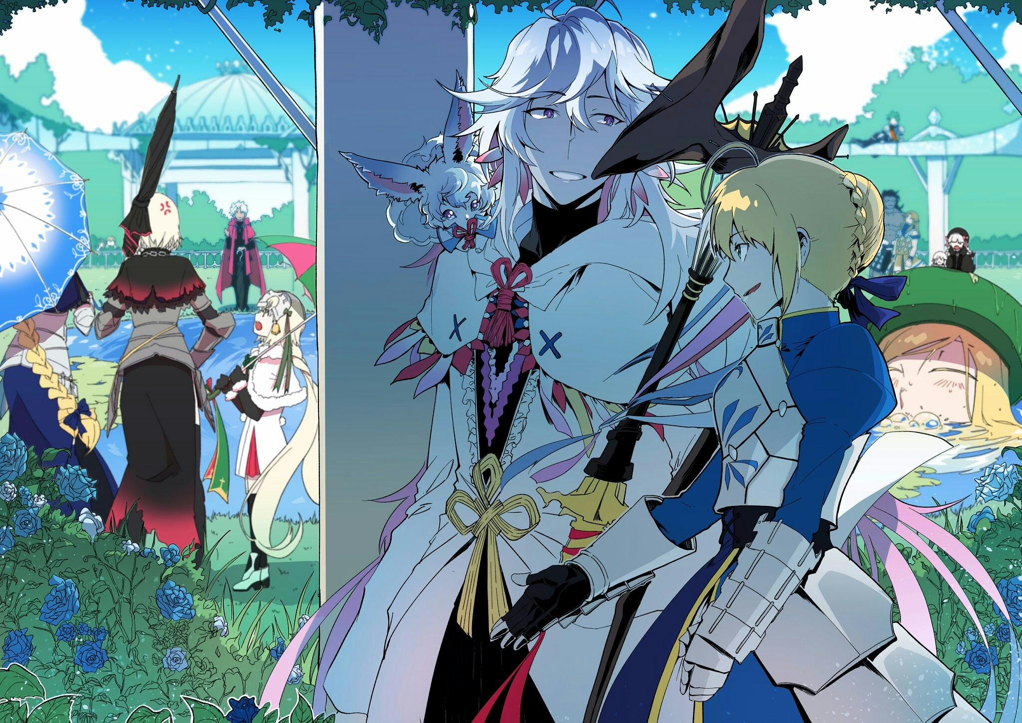 Fate/Grand Order Image #2334796 - Zerochan Anime Image Board