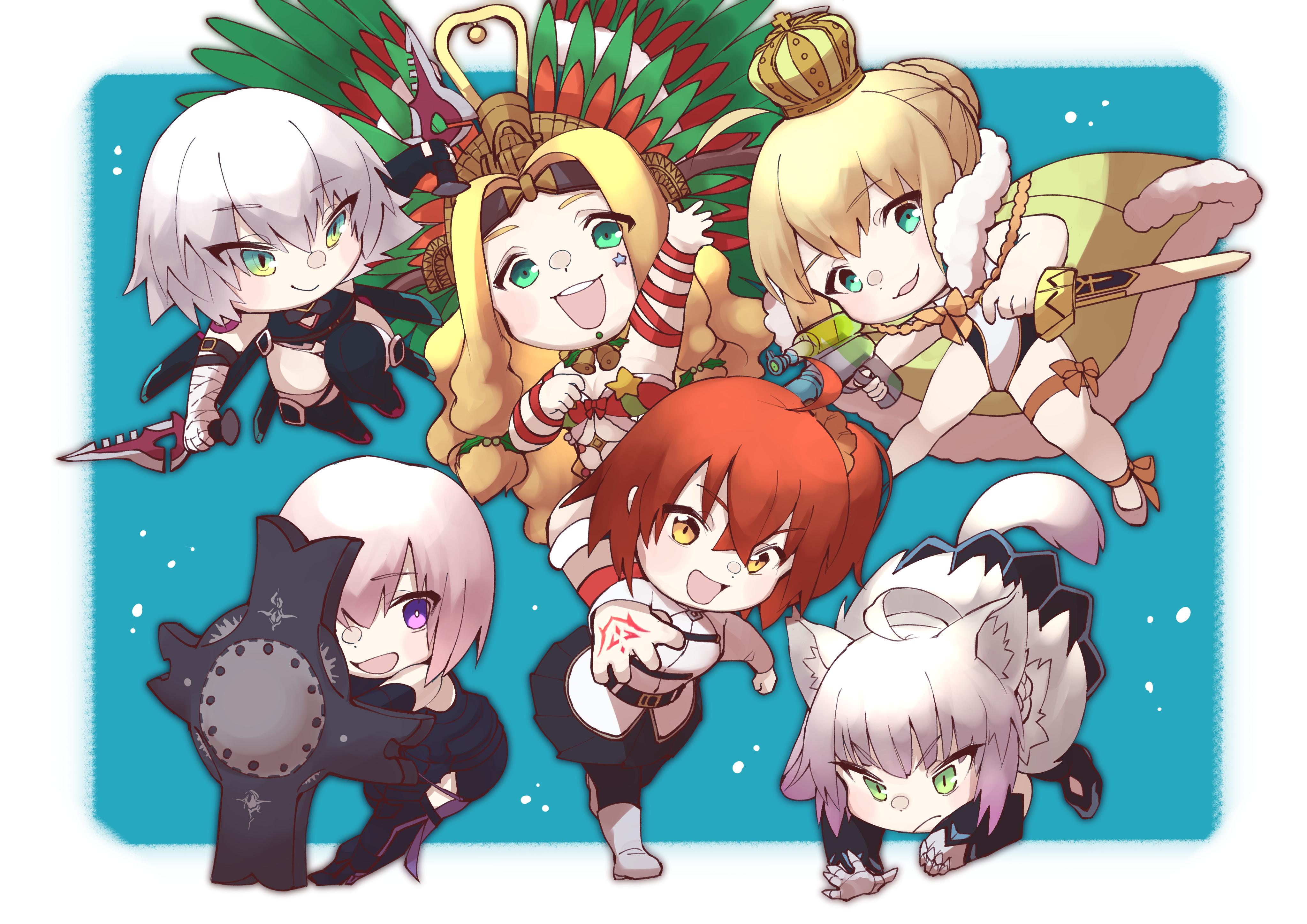 Fate/Grand Order Image #2579295 - Zerochan Anime Image Board