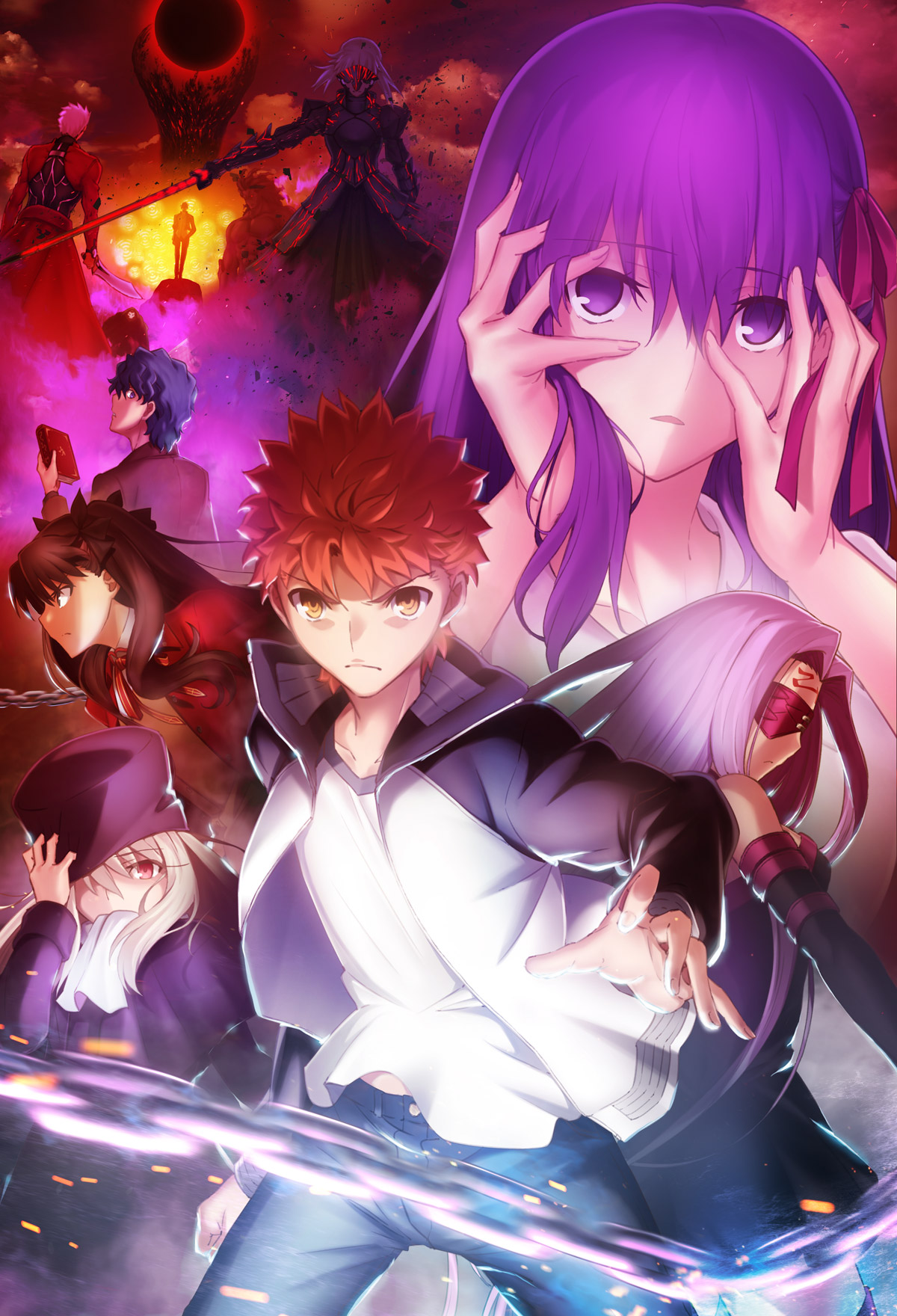 Fate Stay Night Heaven S Feel Zerochan Anime Image Board