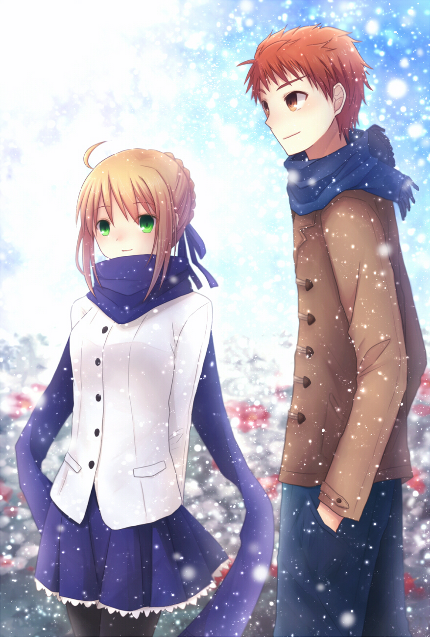 Fate Stay Night Mobile Wallpaper 1391348 Zerochan Anime Image Board