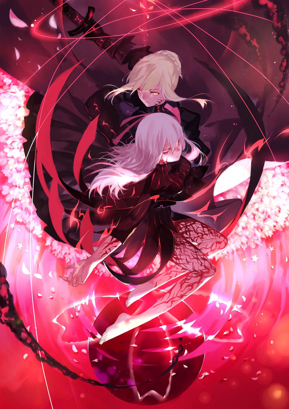 Matou Sakura Mobile Wallpaper Zerochan Anime Image Board