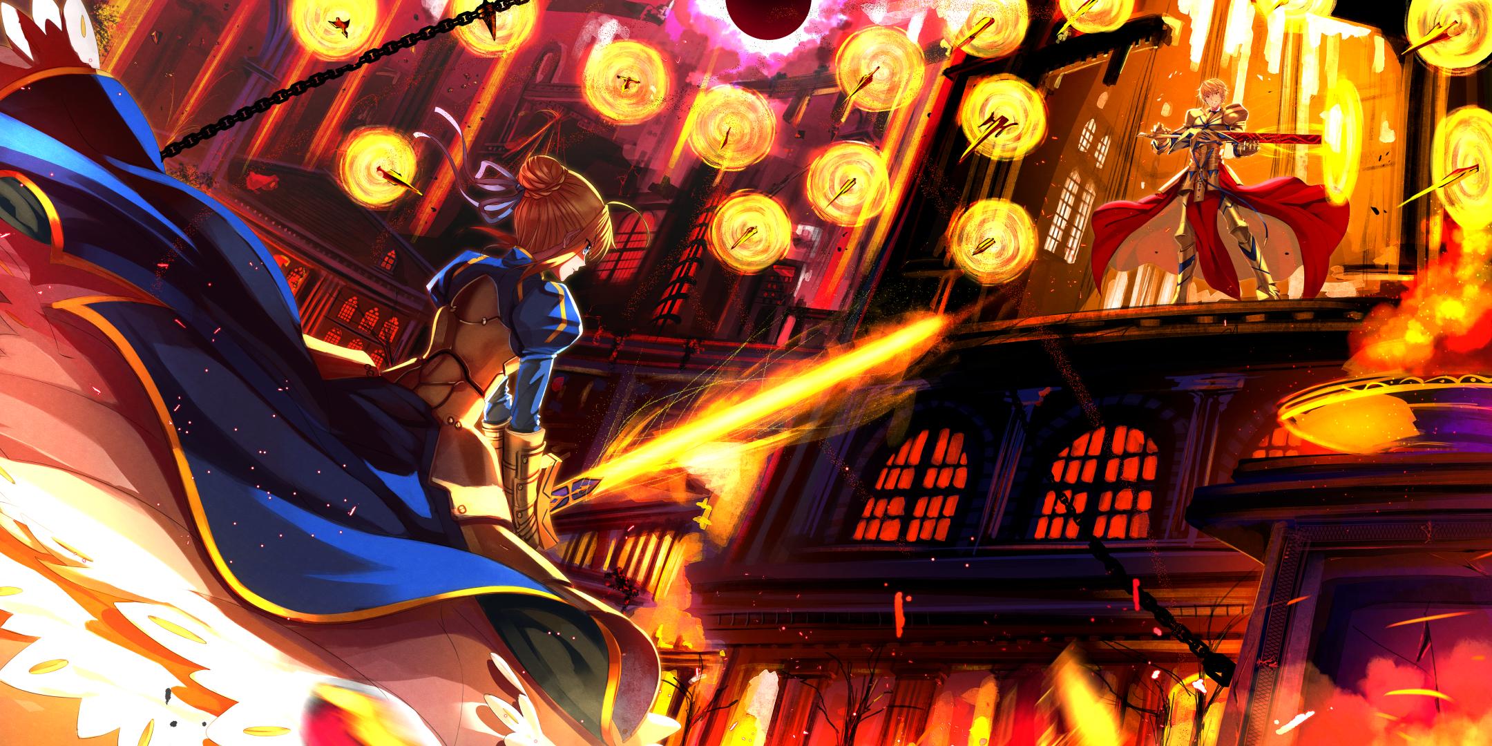 Fate Stay Night Wallpaper 1972819 Zerochan Anime Image Board