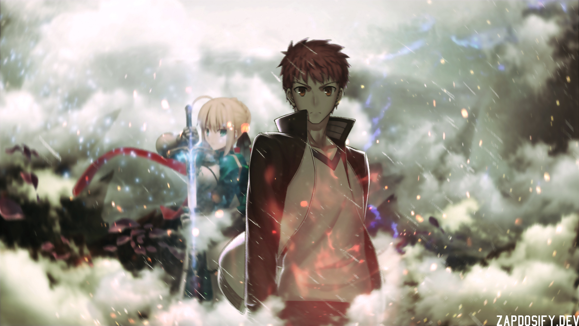 Fate Stay Night Hd Wallpaper 2010638 Zerochan Anime Image Board