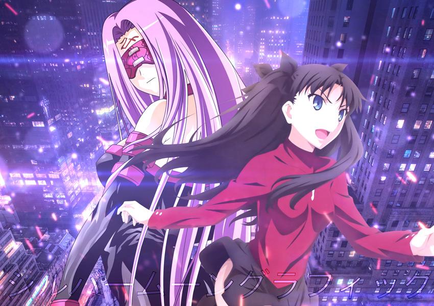 Fatestay Night Wallpaper 2538835 Zerochan Anime Image Board
