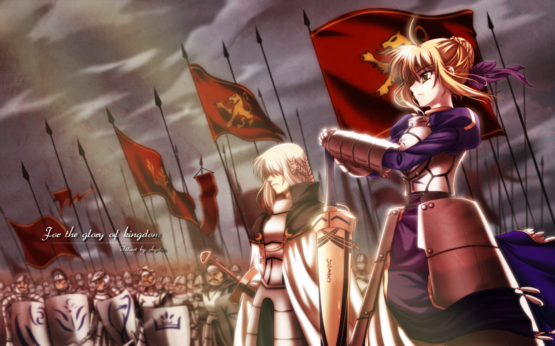 fate  stay night wallpaper  276510